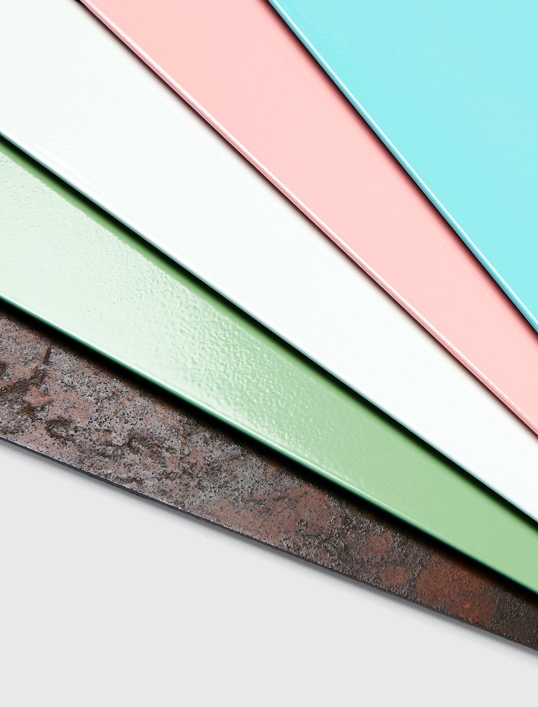 Frontplatten für den Käues-Automaten
